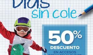 Día sin cole el próximo 13 de octubre, en la pista indoor Madrid SnowZone