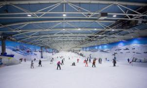 A la venta la mitad de Xanadú, la única pista cubierta de nieve de España