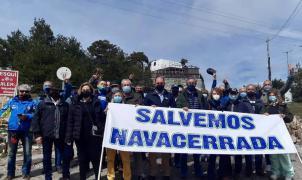 Silencio de la alcaldesa sobre el cierre de la estación de esquí de Navacerrada