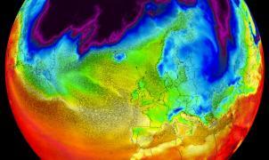 Previsión Meteo Fin de Semana: Llega la profunda borrasca explosiva FÉLIX