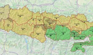 Atesmaps mejora la aplicación que unifica todos los boletines de peligro de aludes de los Pirineos