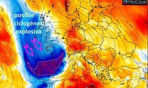 Snow Alert: Llega una segunda nevada intensa y desplome de las temperaturas a inicios de otoño