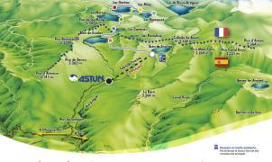 Astún en verano abre su telesilla de Truchas, puerta de entrada al territorio de los Ibones