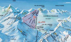 Val d'Isère abrirá el glaciar para el esquí de verano el 6 de junio