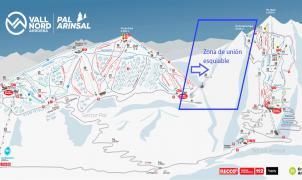 Unir Arinsal con Pal por pista de esquí cuesta 36,5 millones y se haría en 2022