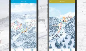 Con el lanzamiento de los nuevos mapas 3D Ferrocarrils elimina las versiones de papel