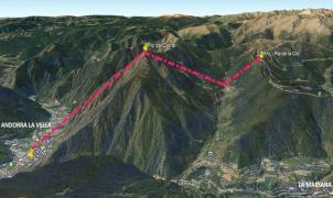 Saetde impugna el concurso de concesión del teleférico de Carroi en Andorra