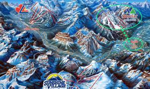 Banff insiste en un remonte que conecte con Mt. Norquay para reducir el tráfico de vehículos