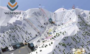 ¡Llegó el día! Valdesquí abre temporada este miércoles con novedades