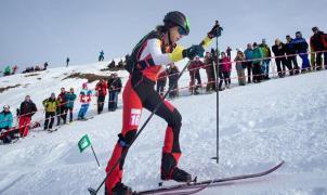 Triple alegría española en esquí de montaña y hielo en su estreno en los JJ.OO. de la Juventud