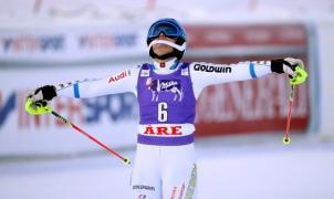 La sueca Maria Pietilae-Holmner gana en casa el slalom de Are