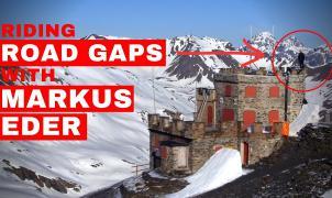 Vídeo Markus Eder: Road Gaps en Passo dello Stelvio, Italia