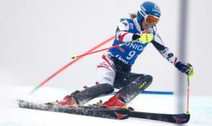 Una sensacional Marlies Schild gana el slalom en Linz