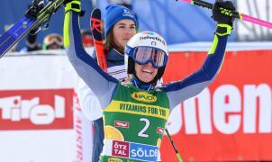 Una increíble Marta Bassino vence en el Gigante inaugural de Sölden