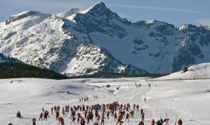 Baqueira Beret organiza este fin de semana el Campeonato de España de esquí de fondo