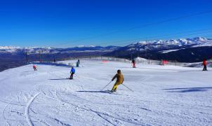 Masella amplía km esquiables, remontes y horario con el final del confinamiento comarcal