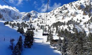 Gracias a las nevadas, Masella prevé una Semana Santa excelente