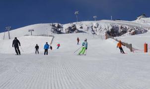 ¿Se puede esquiar bien a finales de abril? Sí, Masella lo está demostrando