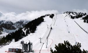 Masella llega al último fin de semana después de cinco meses de esquí