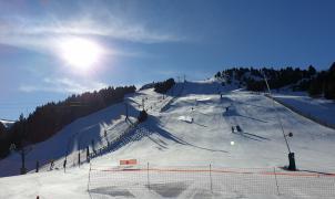 Casi 2 millones de esquiadores han pasado por las estaciones de la Península estas navidades