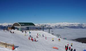 """Las estaciones catalanas consiguen """"salvar"""" la temporada de esquí a pesar del cierre prematuro"""