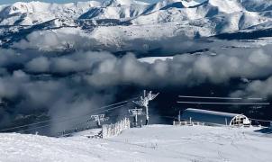 El freno a la desescalada retrasa aún más la apertura de las estaciones de esquí catalanas