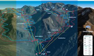 Punta Negra quiere hacer sombra a El Azufre como la estación de esquí más grande de América del Sur