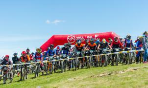 Deniaud y Estelle Charles, vencedores de una gran Maxiavalanche en Vallnord Bike Park La Massana