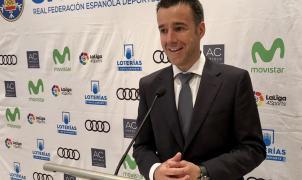 May Peus España reelegido presidente de la RFEDI por amplia mayoría
