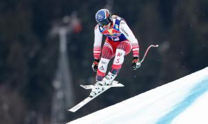 Matthias Mayer y Elena Curtoni son los más rápidos en los descensos de Kitzbühel y Bansko