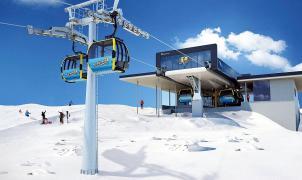 Mayrhofen se apunta a los telecabinas de última generación con un nuevo 10 plazas en Penken