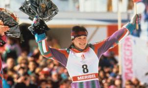 El slalom con el que Blanca Fernández Ochoa hizo historia en Albertville'92