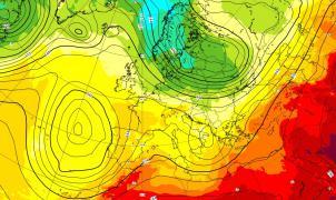 Previsión meteo: La borrasca 'Lola' traerá inestabilidad con fuertes tormentas