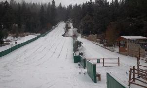 Descubrimos la estación de esquí de México donde se puede esquiar todo el año