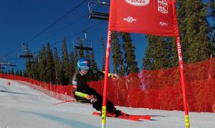 Shiffrin regresa a los entrenamientos pensando en la nueva Copa del Mundo de esquí