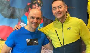 Millet ficha al alpinista Sergi Mingote como nuevo embajador