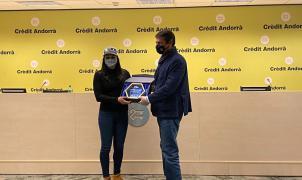 La esquiadora andorrana 'Mimi' Gutiérrez se retira de la competición