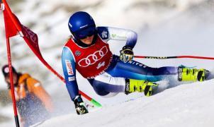 Fischer domina en los Campeonatos de España de Esquí Alpino 2021