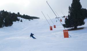 Las 13 estaciones de alpino de España donde se puede esquiar este fin de semana