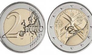 Monedas de 2 euros andorranas que pueden valer 2.000