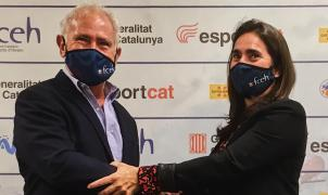 Mònica Bosch flamante nueva presidenta de la FCEH durante los próximos cuatro años