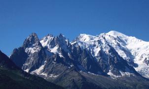 Francia restringe el acceso al Mont Blanc para evitar aglomeraciones