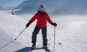 ¿Se puede esquiar o hacer snowboard durante el embarazo?