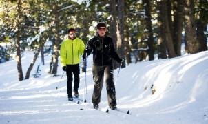 Naturlandia abre la estación de esquí de fondo de la Rabassa