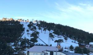 El Gobierno condena a la estación de esquí de Navacerrada a desaparecer por no ser viable