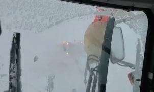 La intensa nevada podría retrasar hasta el jueves la apertura de Cerro Catedral