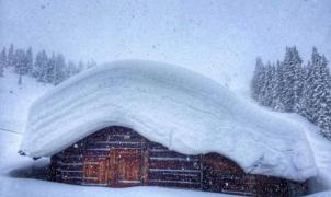 Ya es oficial, Suiza ha vivido el invierno con más nieve de los últimos 30 años