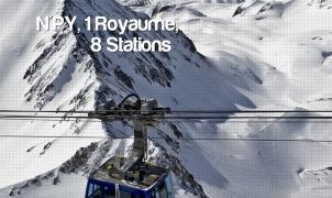 N'PY crea Grand Ski en el Pirineo francés: 250 km de pistas con un solo forfait