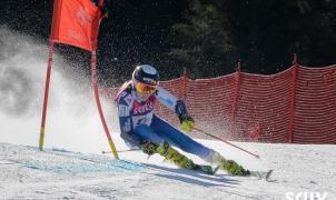 Núria Pau consigue la medalla de bronce en el Campeonato Nacional de Lituania