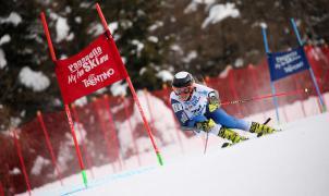 Núria Pau, una esquiadora española en competir en en la Copa del Mundo de Semmering